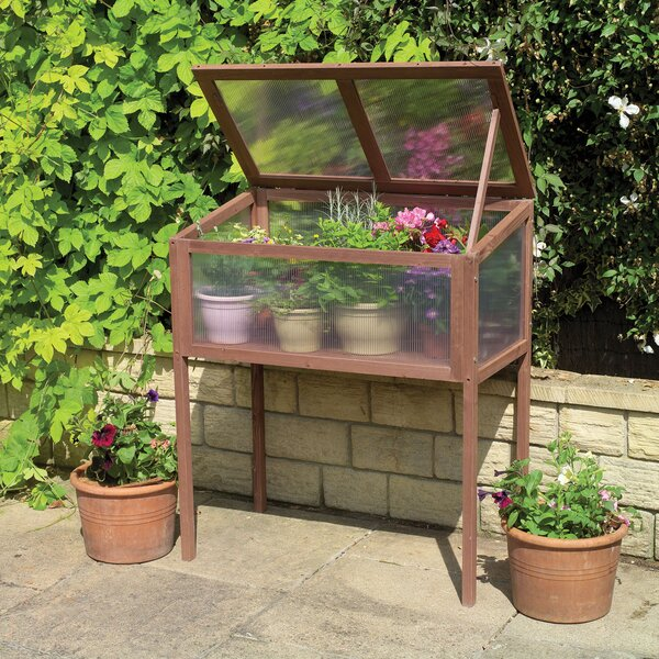 3.5 Ft. W x 3 Ft. D Cold-Frame Greenhouse by Gardman