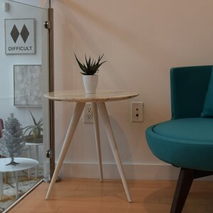 Airfoil End Table by m.a.d..