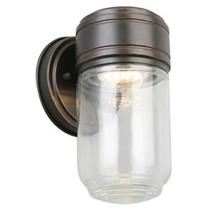 Find a Harris 1-Light Outdoor Sconce By Design House