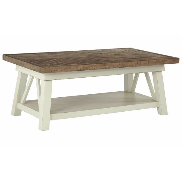 Brode Coffee Table with Storage by Gracie Oaks Gracie Oaks