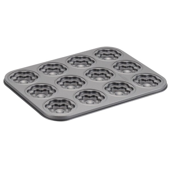 12 Cup Flower Molded Cookie Pan by Cake Boss
