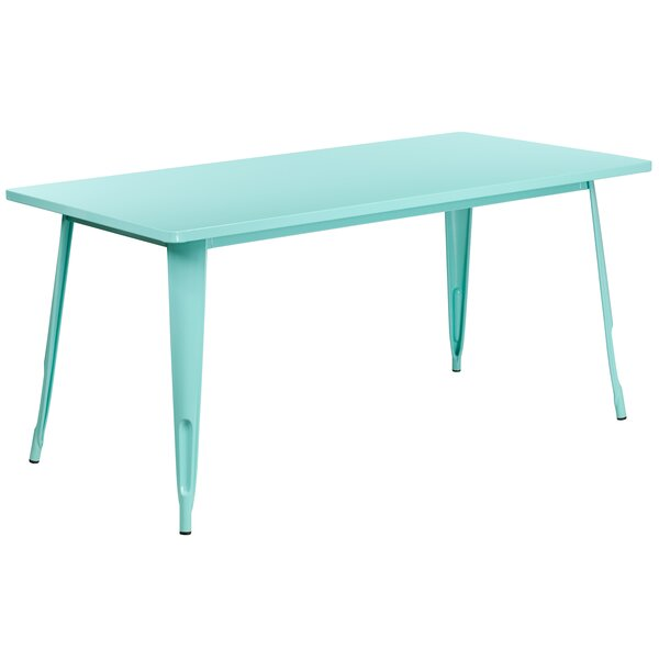 Eure Rectangular Dining Table by Ebern Designs