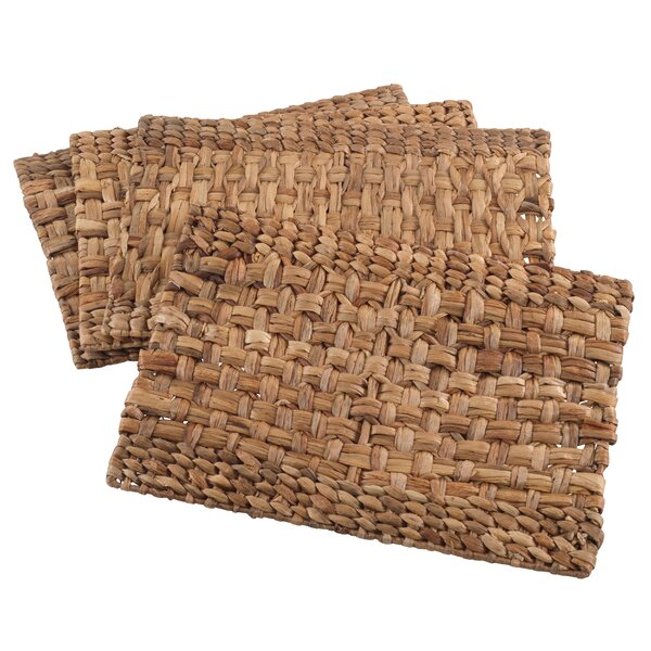 Romilly Woven Everyday Placemat (Set of 4) by Union Rustic