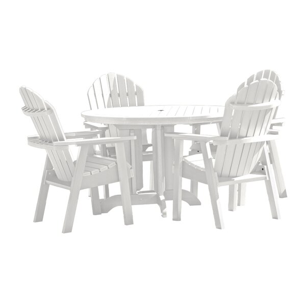 Anette 5 Piece Dining Set by Sol 72 Outdoor