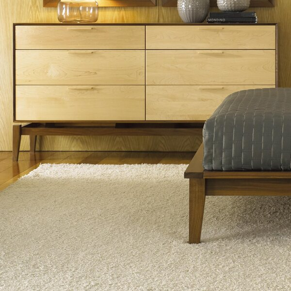 Soho 6 Drawer Double Dresser by Copeland Furniture