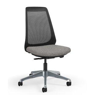 Oath Armless Mesh Task Chair