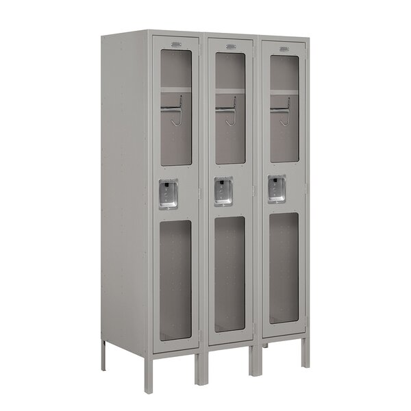 1 Tier 3 Wide Employee Locker by Salsbury Industries
