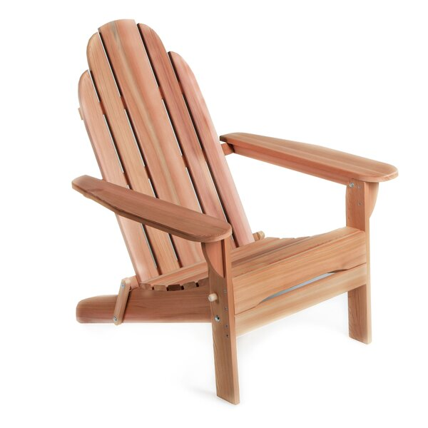 Ardoin Solid Wood Folding Adirondack Chair by Union Rustic Union Rustic