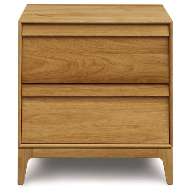 Rizma 2 Drawer Nightstand By Copeland Furniture