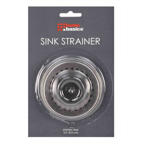 Grid Kitchen Sink Drain (Set of 4) by Home Basics