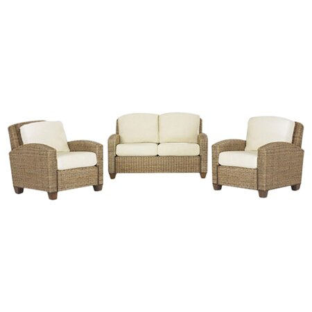 Hollier 3 Piece Living Room Set By Bay Isle Home Coupon