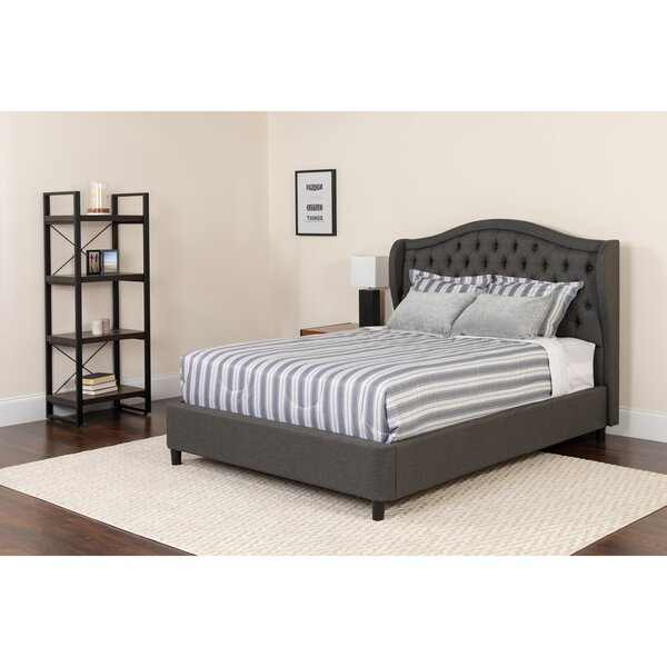 Tamia Platform Bed by Alcott Hill