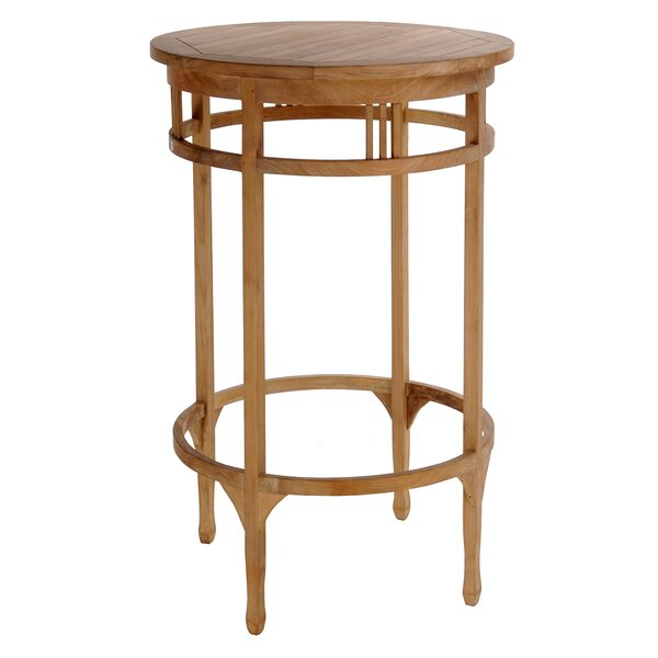 Bauman Wooden Bar Table by Darby Home Co