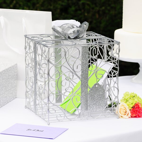 Reception Gift Card Holder by Cathys Concepts