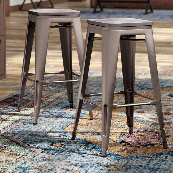 Claremont 30.25 Bar Stool (Set of 2) by Trent Austin Design