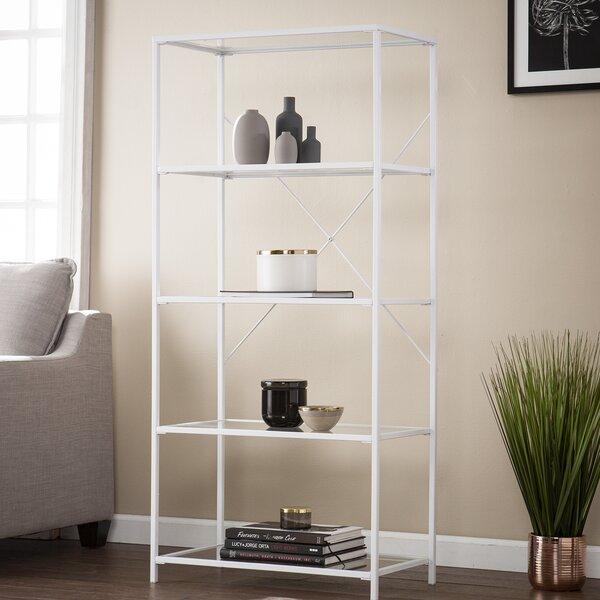 Orenstein 5-Tier Etagere Bookcase by Ebern Designs