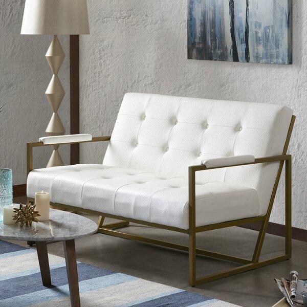 Buy Online Cateline Standard Loveseat by Trent Austin Design by Trent Austin Design