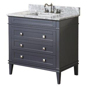 Eleanor 36  Single Bathroom Vanity SetShop 10 029 Bathroom Vanities   Wayfair. 36 Bathroom Vanity With Sink. Home Design Ideas
