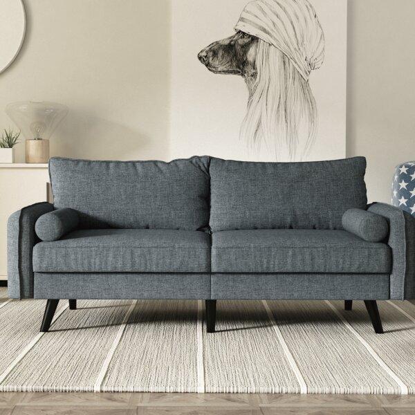 Ivar 69'' Round Arm Sofa By Corrigan Studio