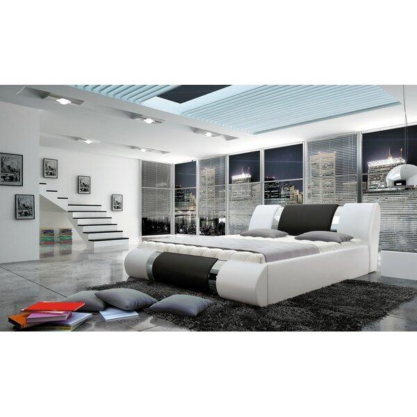 Jeterson King Upholstered Storage Platform Bed by Orren Ellis
