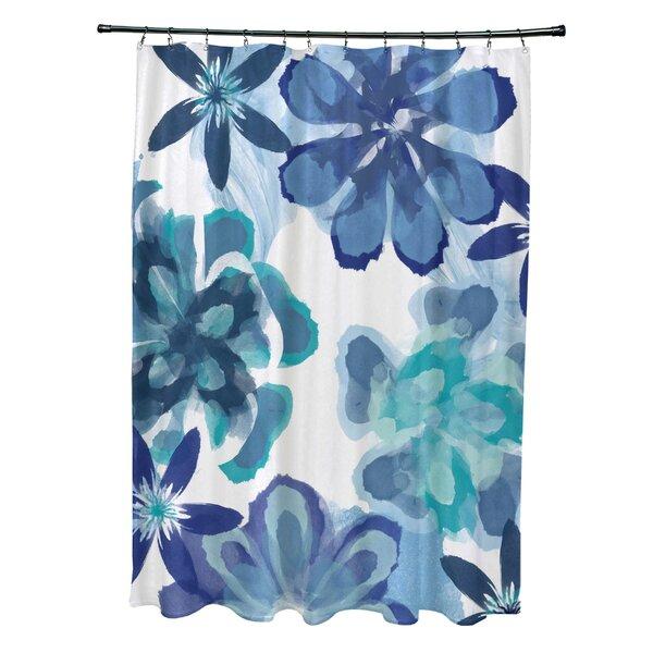 Velasquez Shower Curtain by Latitude Run