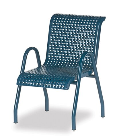 Camino Series Stacking Patio Dining Chair by Wabash Valley Wabash Valley
