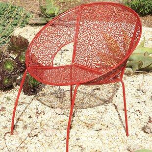 Colebrook Metal Side Chair byIvy Bronx