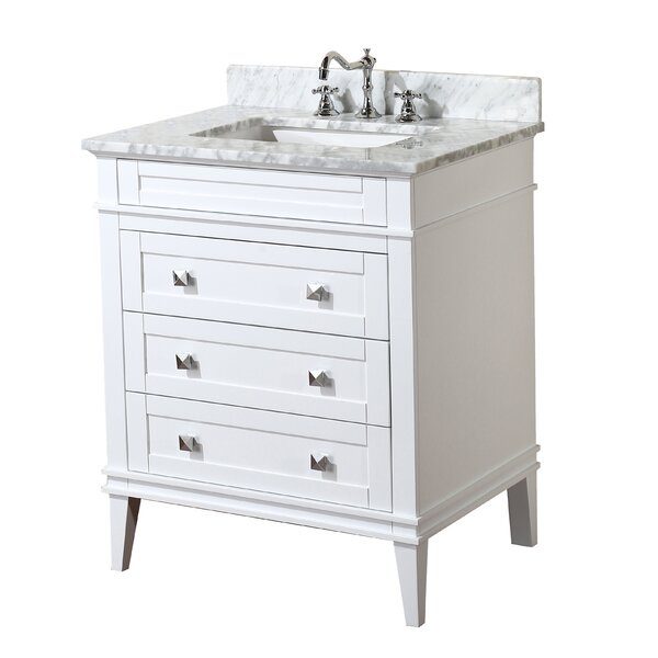 Eleanor 30 Single Bathroom Vanity Set by Kitchen Bath Collection| @ $799.99