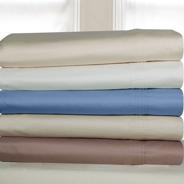 600 Thread Count Supima Cotton Sheet Set by Pointehaven