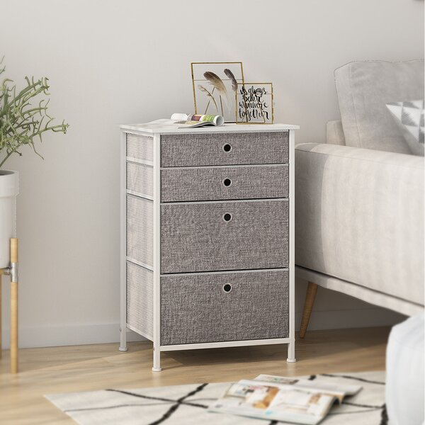 Sylvan Place 4 Drawer Lingerie Chest by Ebern Designs