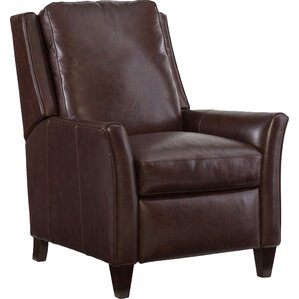 Gunner Leather Recliner by Bradington-Young