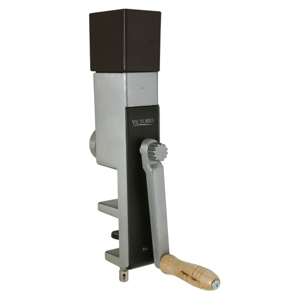 Hand Operated Grain Mill by Victorio