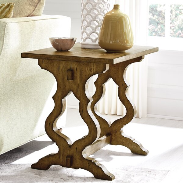 Portillo End Table By Canora Grey