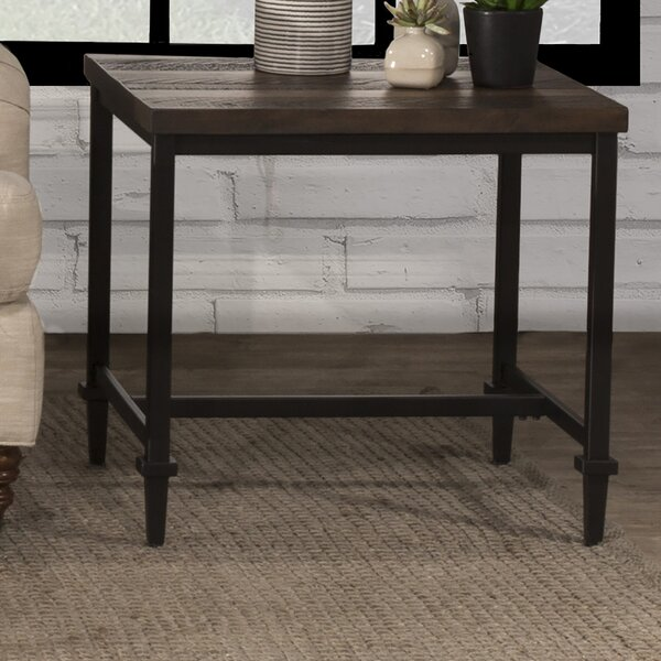 Redelong End Table by Laurel Foundry Modern Farmhouse