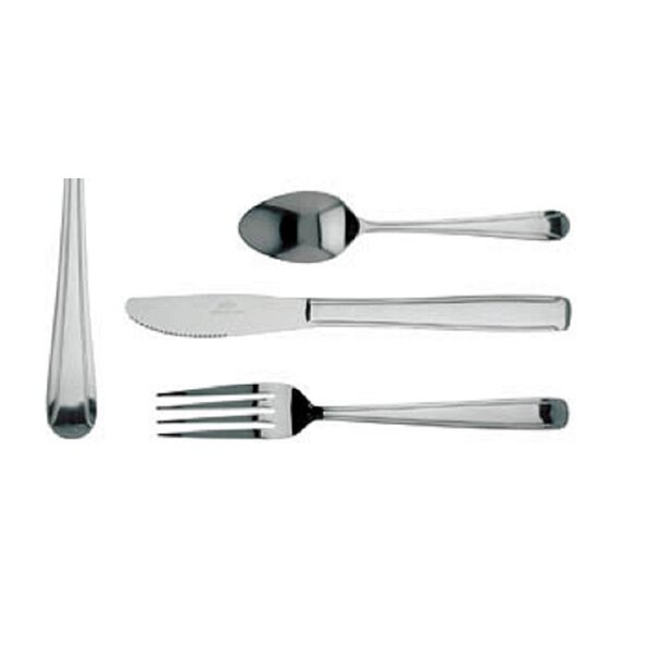 Dominion Bouillon Spoon by Update International