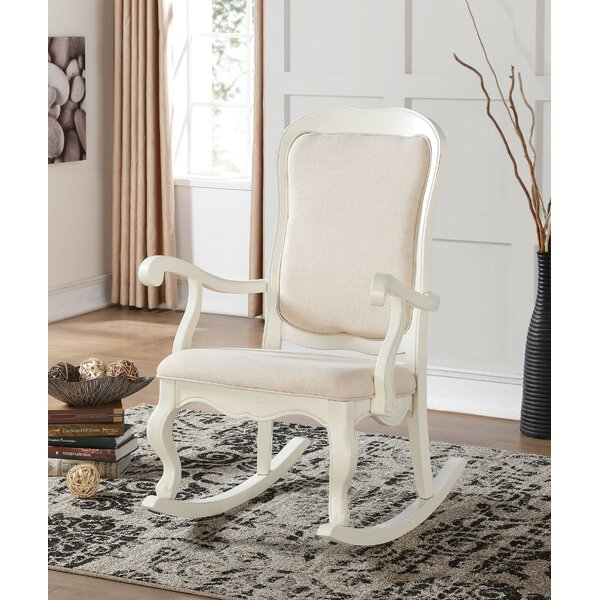 Willis Rocking Chair By Canora Grey
