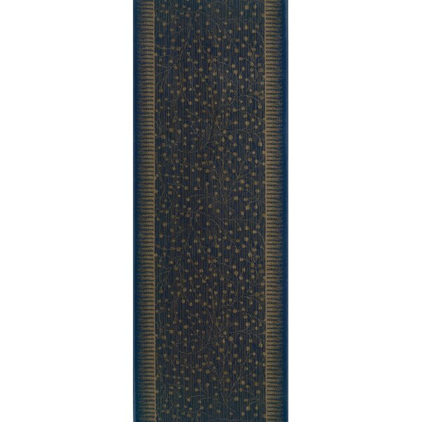 Shahdol Blue Area Rug by Meridian Rugmakers