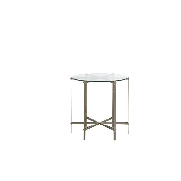Clarissa End Table By Gabby