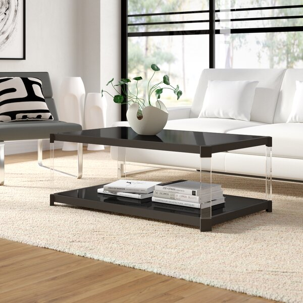 Isadore Coffee Table by Wade Logan