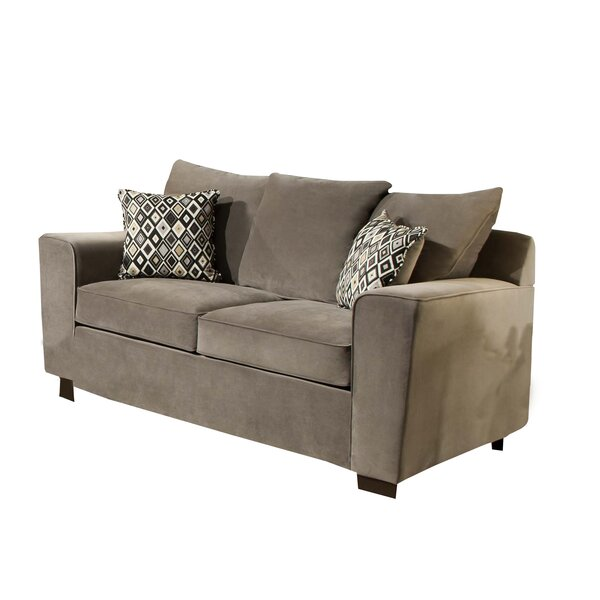 Scoville Loveseat by Simmons Upholstery by Latitude Run