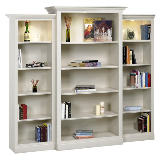 Adelphi Oversized Set Bookcase by A&E Wood Designs