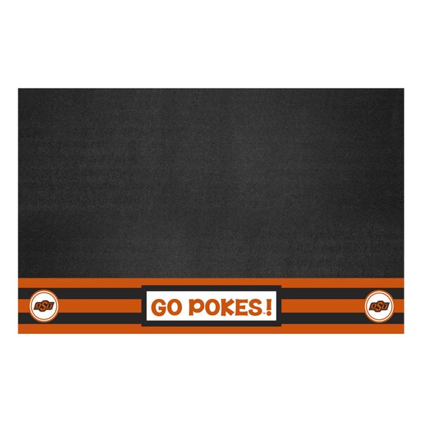 NCAA Oklahoma State Southern Grill Mat by FANMATS