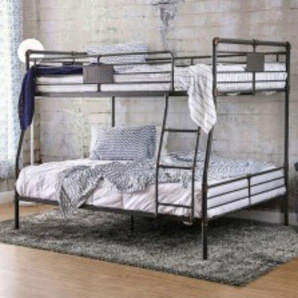 Newport Full over Queen Bunk Bed by Harriet Bee