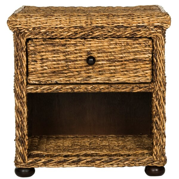 Kala 1 Drawer Nightstand by Bay Isle Home