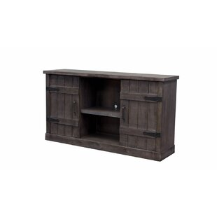 Best Price Oxford Rustic Console Table ByGracie Oaks