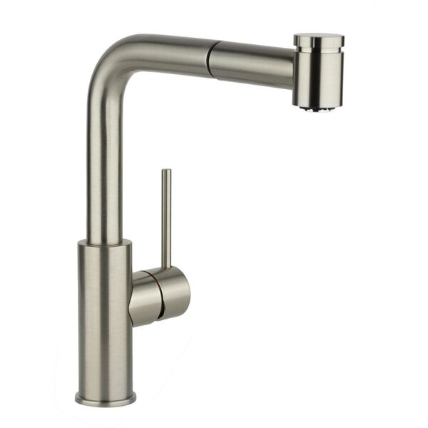 Harmony Pull Out Single Handle Kitchen Faucet by Elkay