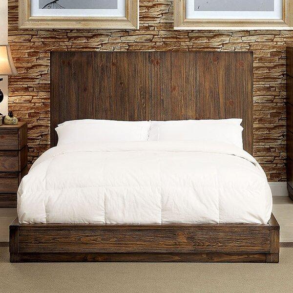 Platform Bed by A&J Homes Studio