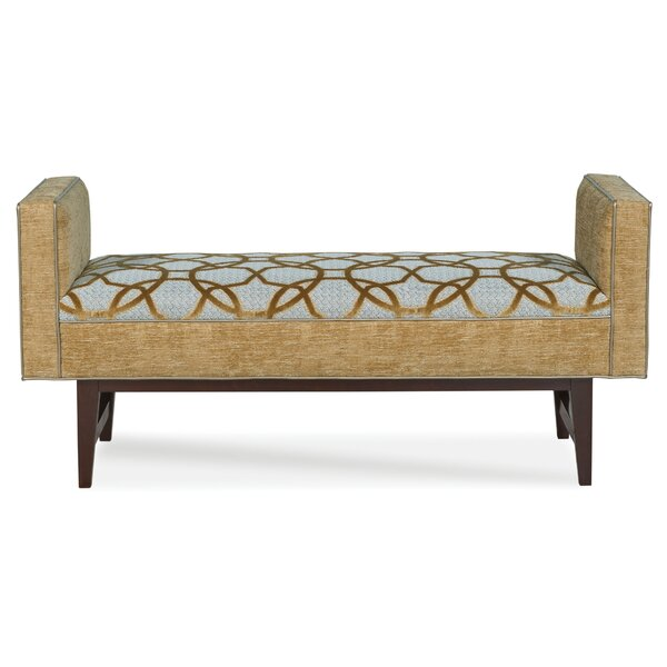 Luna Upholstered Bench By Fairfield Chair 2019 Sale
