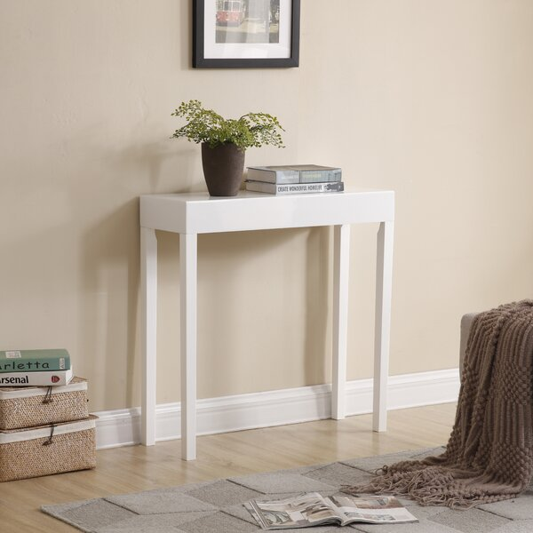 Vasquez Console Table By Alcott Hill