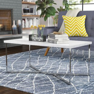 Mirrored Coffee Tables Youll Love Wayfairca - Wayfair mirrored coffee table